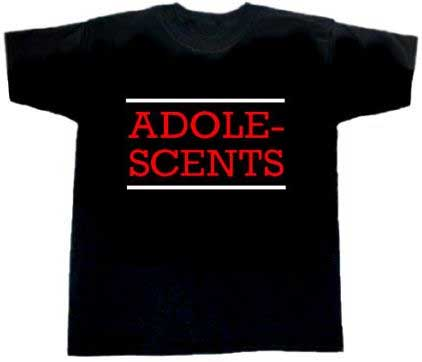 Adolescents/ Logo T-Shirt - Click Image to Close