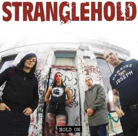 Stranglehold - Hold On EP - Click Image to Close