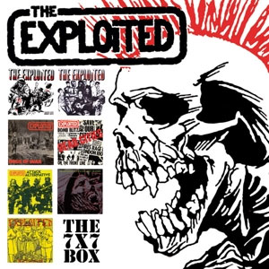 Exploited, The - The 7 x 7 Box - Click Image to Close