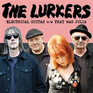 Lurkers, The - Electrical Guitar EP - Click Image to Close