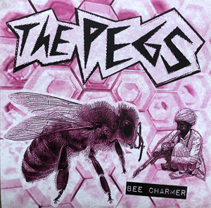 Pegs, The - Bee Charmer EP - Click Image to Close