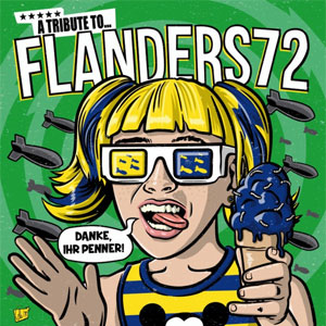 V/A - Danke, Ihr Penner! A Tribute To... Flanders72 EP - Click Image to Close
