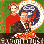 Dayglo Abortions - Feed Us A Fetus LP - Click Image to Close