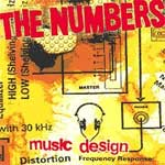 "Numbers, The - Music Design 10"" - Click Image to Close"