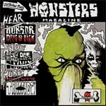 Monsters, The - The Hunch LP+CD - Click Image to Close