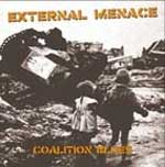 External Menace - Coaltion Blues LP - Click Image to Close
