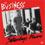 Business, The - Saturdays Heroes LP - Click Image to Close