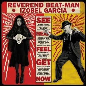 Reverend Beat-Man & Izobel Garcia - Baile Bruja Muerto LP+CD - Click Image to Close
