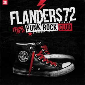 Flanders 72 - This Is A Punk Rock Club LP - Click Image to Close