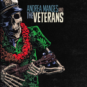 Andrea Manges And The Veterans - Same LP - Click Image to Close
