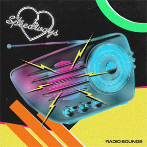 Speedways, The - Radio Sounds LP - Click Image to Close