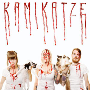 Kamikatze - Falling Down LP - Click Image to Close