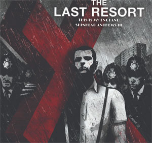Last Resort, The ‎– This Is My England - Skinhead Anthems III LP - Click Image to Close
