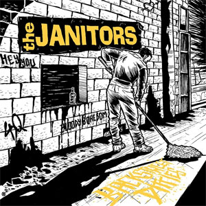 Janitors, The ‎– Backstreet Ditties LP - Click Image to Close