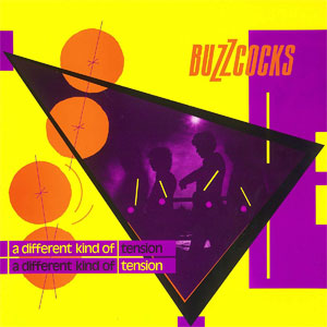 Buzzcocks ‎– A Different Kind Of Tension LP - Click Image to Close