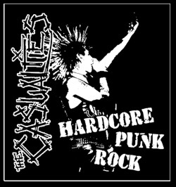 Casualties-HC Punk - Click Image to Close